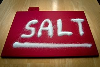 Day 167 - Salt