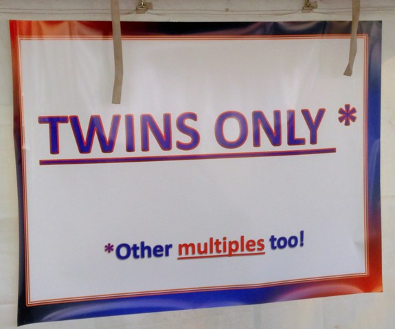 Twins Only